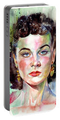 Vivien Leigh Portable Battery Chargers