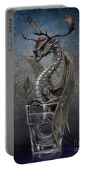 Vodka Dragon Portable Battery Charger
