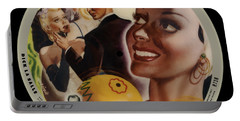 Vogue Record Art - R 738 - P 85 - Square Version Portable Battery Charger