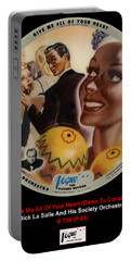 Vogue Record Art - R 738 - P 85 Portable Battery Charger