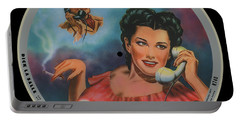 Vogue Record Art - R 740 - P 85 - Square Version Portable Battery Charger