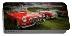 Volvo P1800 Classic Car Portable Battery Charger