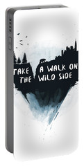 Walk On The Wild Side  Portable Battery Charger