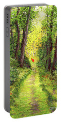 Walking Meditation Portable Battery Charger