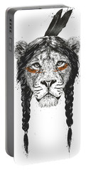 Warrior Lion Portable Battery Charger