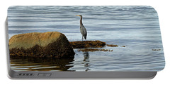 Wary Heron Portable Battery Charger