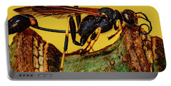 Wasp Just Had Enough Portable Battery Charger