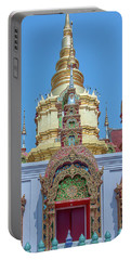 Wat Ban Kong Phra That Chedi Window Dthlu0504 Portable Battery Charger