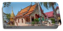 Wat Pa Chai Mongkhon Phra Ubosot Dthla0123 Portable Battery Charger