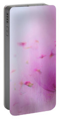 Watercolor Magnolia Portable Battery Charger