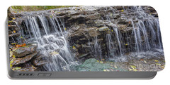 Waterfall @ Sharon Woods Portable Battery Charger