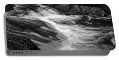 Waterfalls At Ricketts Glenn Portable Battery Charger