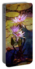 Waterlily Bouquet 2922 Idp_6 Portable Battery Charger