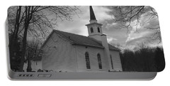 Waterloo United Methodist Church - Back Portable Battery Charger