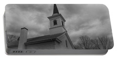 Waterloo United Methodist Church - Detail Portable Battery Charger