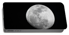 Waxing Gibbous Portable Battery Charger