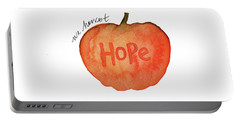 We Harvest Hope Portable Battery Charger