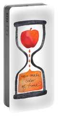We Make Cider Of Time Portable Battery Charger
