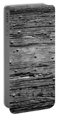 Weathered Portable Battery Charger