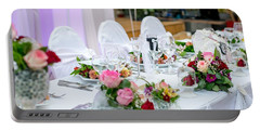 Wedding Table Portable Battery Charger