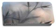 Portable Battery Charger featuring the photograph Weed Abstract 3 by Marianna Mills