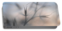 Portable Battery Charger featuring the photograph Weed Abstract 4 by Marianna Mills