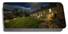 Welsh Cottages Twilight Portable Battery Charger