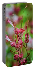 Welsh Flower Portable Battery Charger