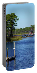 Western Lake Florida Portable Battery Charger