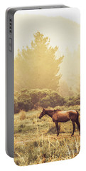 Western Ranch Horse Portable Battery Charger