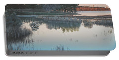 Wetland Reverie Portable Battery Charger