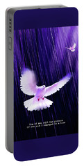 When Doves Fly Portable Battery Charger