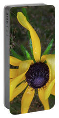 Portable Battery Charger featuring the photograph When Nature Gives The Finger by Dale Kincaid