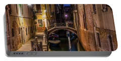 When The City Sleeps Portable Battery Charger