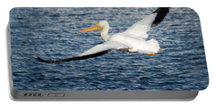 White Pelican Wingspan Portable Battery Charger
