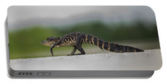 Why Did The Gator Cross The Road? Portable Battery Charger