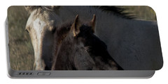 Wild Mustangs Of New Mexico 4 Portable Battery Charger