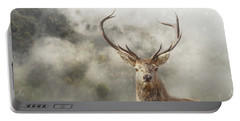 Wild Nature - Stag Portable Battery Charger