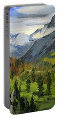 Wilderness Adventure Portable Battery Charger