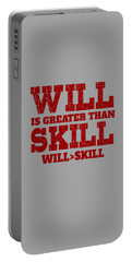 Will Skill Portable Battery Charger