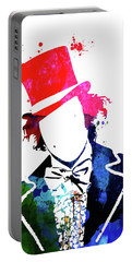 Willy Watercolor II Portable Battery Charger