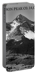 Wilson Peak Colorado Poster A Portable Battery Charger