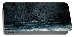 Winter Arrived Portable Battery Charger