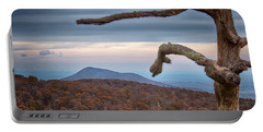 Portable Battery Charger featuring the photograph Winter Is Coming by Travis Rogers