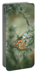 Winter Monarch Portable Battery Charger