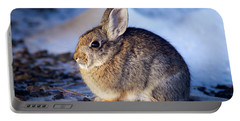 Winter Rabbit Portable Battery Charger