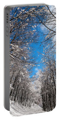 Winter Road Portable Battery Charger