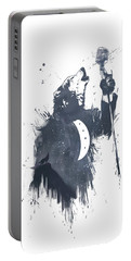 Wolf Song Portable Battery Charger