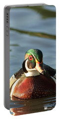 Wood Duck 3 Portable Battery Charger