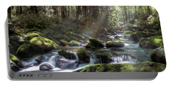 Woodland Falls Portable Battery Charger